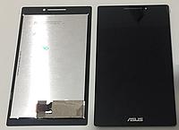 Оригинальный дисплей (модуль) + тачскрин (сенсор) для Asus ZenPad 7.0 Z370 Z370C Z370CG (черный цвет)