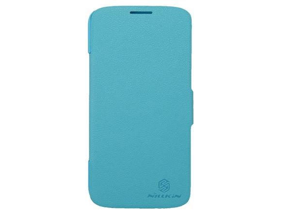 Чехол для Lenovo A830 NILLKIN  Blue