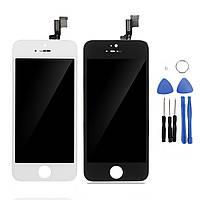 LCD Запчасть для замены и замены деталей Digitizer с сенсорным экраном Набор для iPhone SE