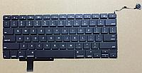 """Клавиатура для ноутбука Apple MacBook Pro 17"""" A1297 2009-2011гг. (раскладка US, вертикальный Enter)"""