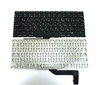 """Клавиатура для Apple Macbook Pro Retina 15"""" A1398 (2012-2015) MC975 MC976 (раскладка RU,горизонтальный Enter)"""