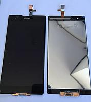 Оригинальный дисплей (модуль) + тачскрин (сенсор) для Sony Xperia T2 Ultra D5303 D5306 D5316 D5322 XM50h XM50t