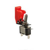 20А 12В красный модификации автомобиля тумблер вкл/выкл
