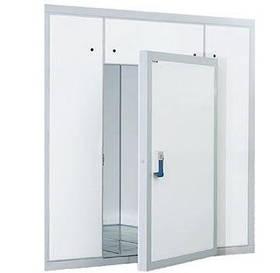 Дверной блок Polair холодильной камеры с контейнерной дверью