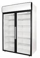 Холодильный шкаф cо стеклянными дверьми Polair Standard DM110-S