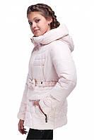 Куртка детская белого цвета, фото 1