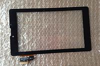 Оригинальный тачскрин / сенсор (сенсорное стекло) для Beeline Tab (черный цвет, самоклейка)