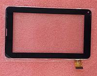 Оригинальный тачскрин /сенсор (сенсорное стекло) Modecom FreeTAB 7002 HD X1 3G (черный, с вырезом под динамик)