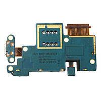 Порт зарядки и микрофон+SIM-карта и SD держатель Flex для HTC Эво 4G дизайн
