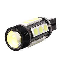 T15 7W LED Белый Свет Авто Реверс / Подсветка с Объектив