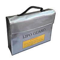 Радиоуправляемый липо сафти мешок/мешок для зарядки липо охранник большие 235*65*180мм