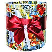 Коробка подарочная #70 для цветов (16 х 16 см)