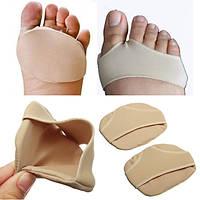 2шт спорта фитнес-мяч плюсневой кости болят подушки пусковой площадки ноги поддержки