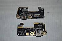 Шлейф (Flat cable) с коннектором зарядки, микрофона для Asus Zenfone 5 A500CG