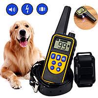 LCD Собака Воротник для обучения домашних животных 1-99 Уровень Дистанционное Управление Звуковой сигнал вибрации удара US Правила