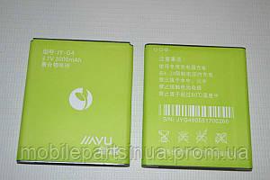 Оригинальный аккумулятор (АКБ, батарея) JY-G4 для Jiayu G4 | G4C | G4S | G4T 3000mAh