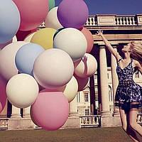 36-дюймовый размер большой воздушный шар латекса фото реквизит свадьба украшение