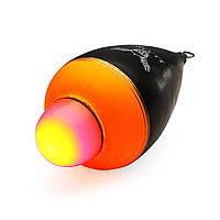 ZANLURE Night Поплавок поплавков EVA поплавок Luminous освещение с 1 батареей