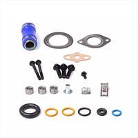 6.0L EGR Cooler Gasket Набор V8 Силовой ход Diesel Turbo для Ford F-250 F-350 F-450