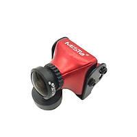 Модифицированная Mista 800TVL CCD 2.1mm Широкий угол HD 1080P 16: 9 OSD PAL / NTSC FPV камера для RC Дрон