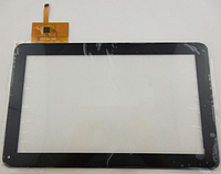 Оригинальный тачскрин / сенсор (сенсорное стекло) для QLT1007 (черный цвет, самоклейка)
