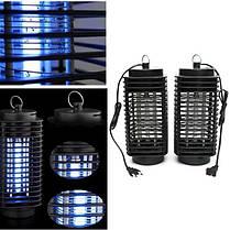 ЕС 220В 110В нас электрические комаров,летающих насекомых убийца света лампы, фото 2