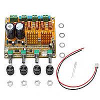Bluetooth 4.0 Digital 2.1 Класс D HIFI Мощность Усилитель Board 3CH Super Bass Усилитель