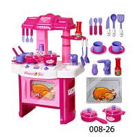Игровой набор Кухня 008-26 (звук, свет)