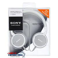 Наушники Sony MDR-ZX 600  White Black (MDRZX600W)