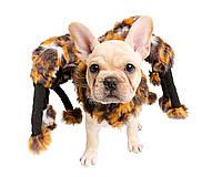 Костюмдлямутантовспугающимживотным Тарантул Собака Кот Костюм для домашних животных Furry Legs