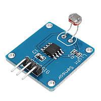 Свет Датчик Свет модуля светочувствительный Датчик Интенсивность подсветки платы Датчик Модуль для Arduino