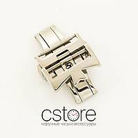 Для часов застежка Vacheron Constantin silver 20 мм (07490)