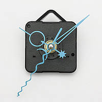 Синие руки DIY кварц черный настенные часы Механизм перемещения шпинделя