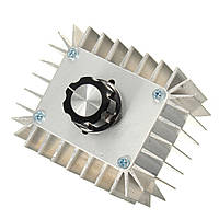 5000 Вт Импортированный стабилизатор напряжения на кремнии с регулируемым напряжением