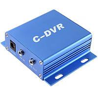1 канал мини DVR с-DVR обнаружения движения видео-радио диктофон