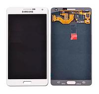 Оригинальный дисплей (модуль) + тачскрин (сенсор) для Samsung Galaxy A7 A700 | A700F | A700H | A7000 (белый)