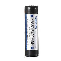 KeepPower NCR18650B Литий-ионный аккумулятор емкостью 3400 мАч Батарея