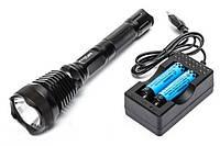 Подствольный тактический фонарик Bailong BL–Q 2800 T6 Police