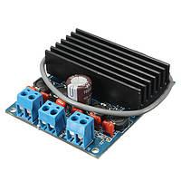 Tda7492 2x50w D класс цифрового усилителя усилитель доска доска с радиатора