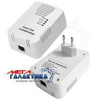 Коммуникационный адаптер 200mbps, для 220v сетей, для создания локальной сети, НОВИНКА!