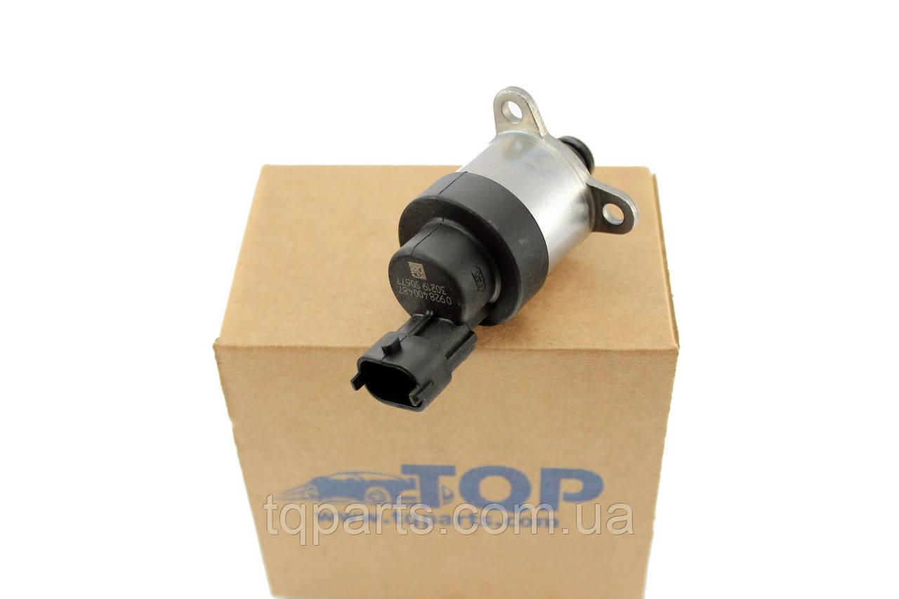 Регулятор давления топлива, Клапан ТНВД, Клапан common rail 0928400487, Renault Trafic 01-17 (Рено Трафик)