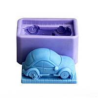 Маленькая форма Авто Форма Торт Mold Силиконовый Fondant Mold Креативные кухонные аксессуары для выпечки
