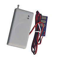 Беспроводная утечка воды Intrausion Датчик Детектор для беспроводной безопасности GSM Сигнализация