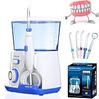 Waterpulse Здоровье Английская версия Superior Тип Очистка зубов от струйных струй для струйных очистителей Зубной Flosser для ухода за зубами