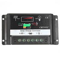 15а PMW Солнечная батарея Панель регулятора заряда электрического управления