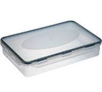 Емкость вакуумная пищевая 298*198*60 мм - 2,3 л PLAST TEAM Польша 2802