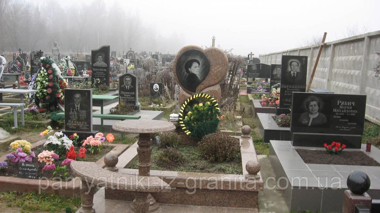 Памятник Сердце № 7