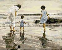 "Картина по номерам ""На море"" G016 (40*50 см)"