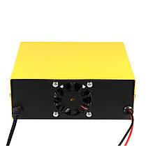 АвтоБатареяЗарядноеустройствоПолноеавтоматическое интеллектуальное 250V 12/24V 200AH Импульсный ремонт, фото 2