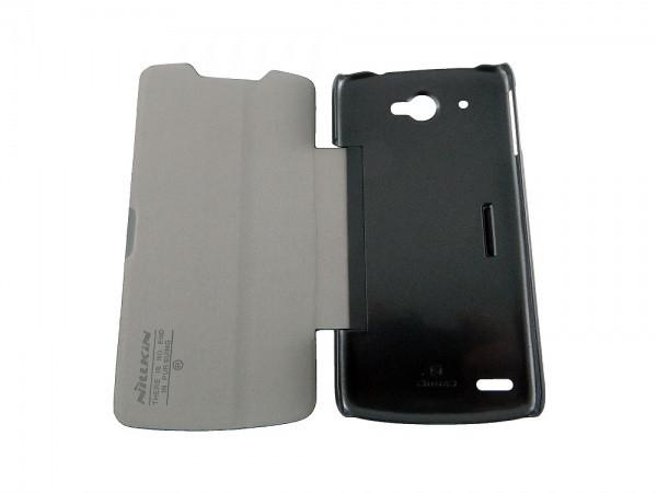 Чехол для Lenovo S920 NILLKIN Black